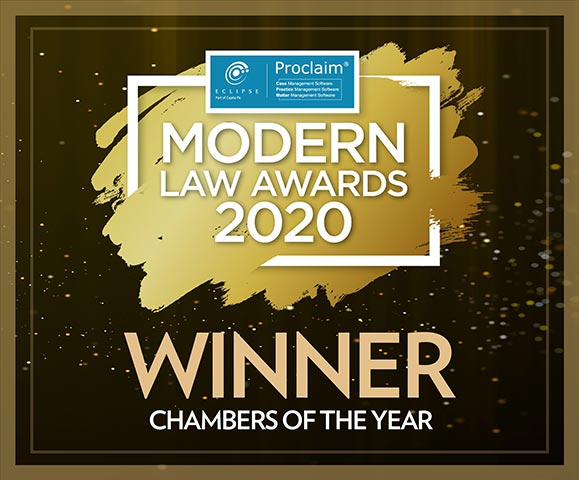 Modern Law Awards 2020