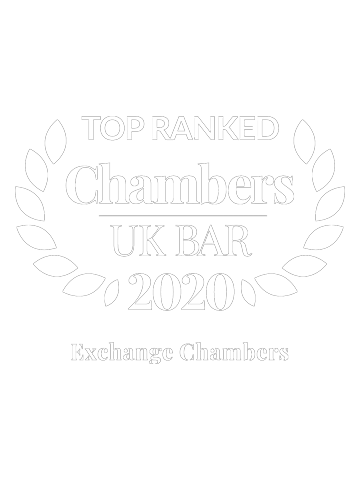Top Ranked in UK Bar Chambers 2018