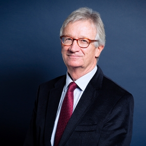 Photo of Gerard Martin QC
