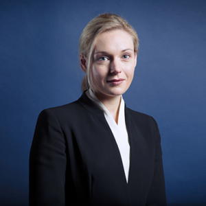 Photo of Anja Lansbergen-Mills
