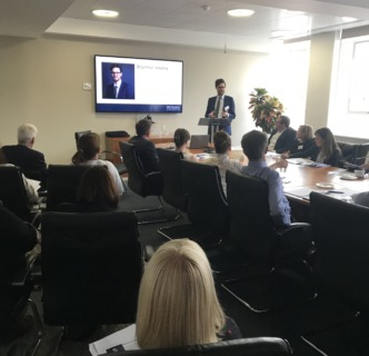 Photo of Exchange Chambers' property team holds successful annual seminar series