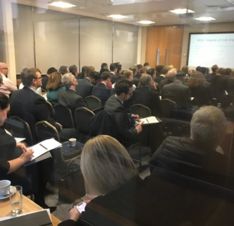 Photo of Exchange Chambers holds successful seminar on BTI v Sequana
