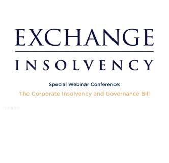 Photo of Special Insolvency Webinar Conference: Video recordings